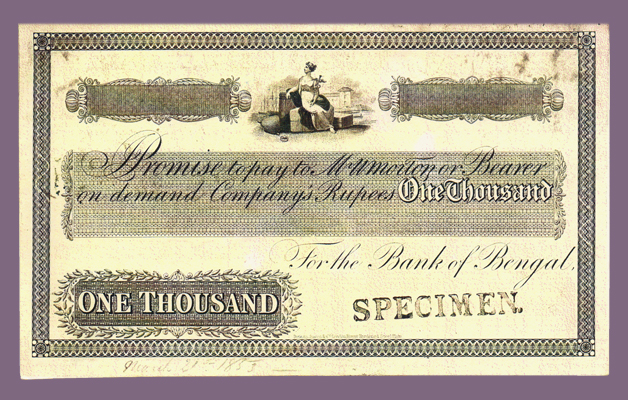 The Origins of Indian Paper Money