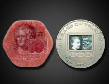 The Most Unusual Coins of The World
