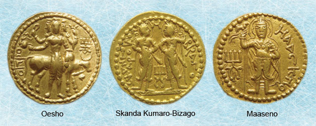 5-Deities-on-Kushan-coins