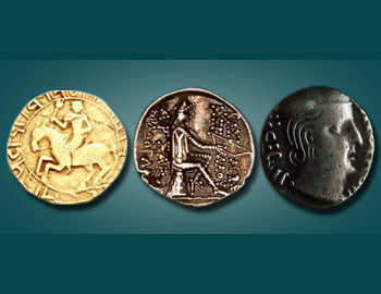 Earliest Coins with Dates