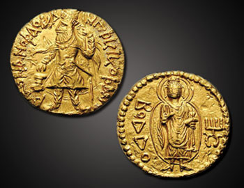 Deities on Kushan Coins - Part II