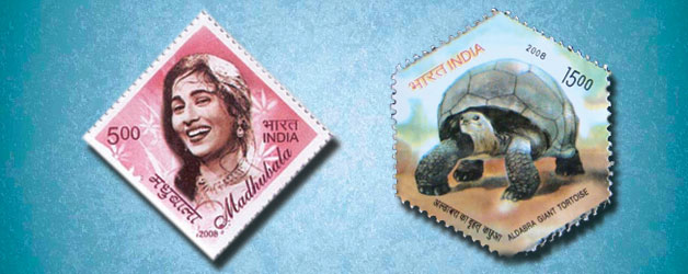 odd shaped stamps of the world