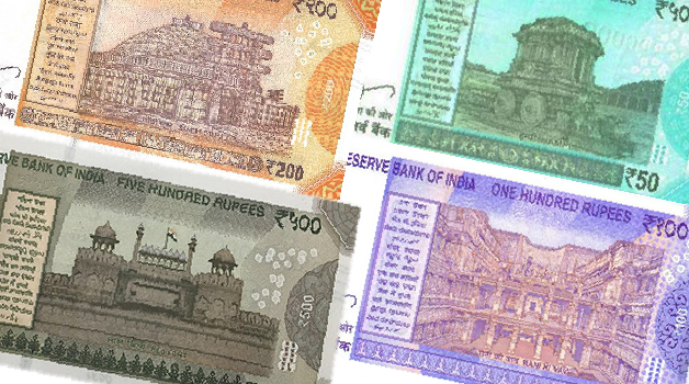 Monuments on Indian Banknotes   Mintage World