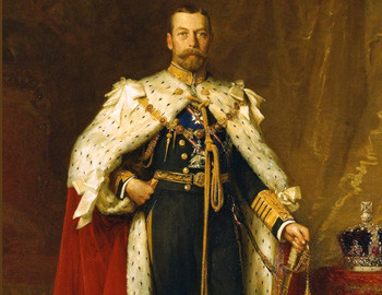 Coronation-of-King-George-V-(-Feature-image-)