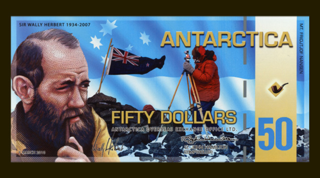 Banknotes of Antarctica