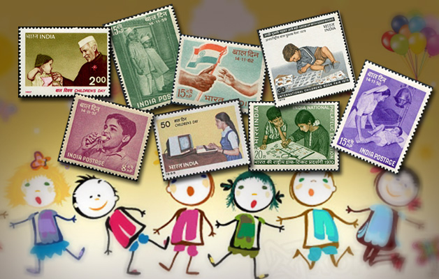 Children's Day Stamps