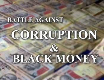 india fights corruption