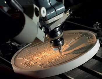 coin minting process
