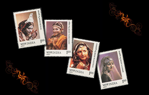 jewellery-on-stamps