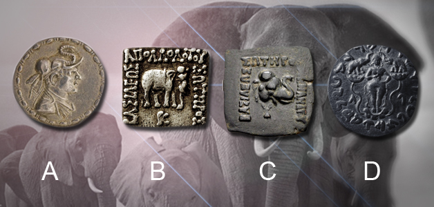 elephants-on-indian-coins