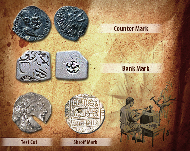Numismatics Facts Auxiliary Symbols On Coins Blog Mintage World