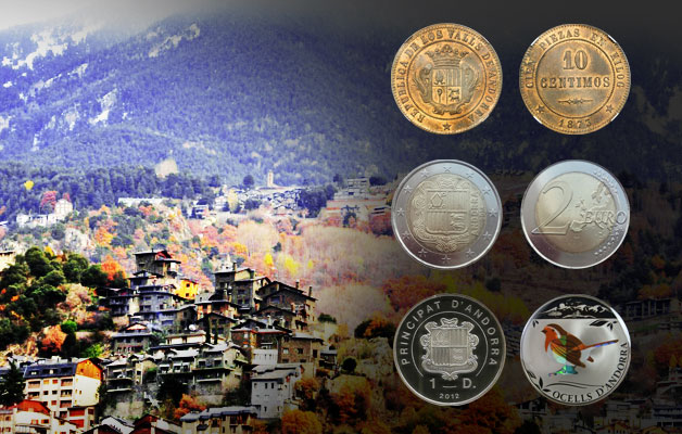 Coins of Andorra