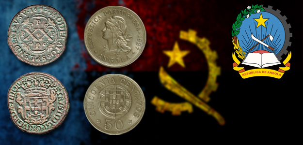 Coins of Angola
