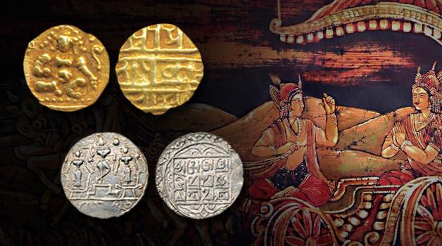 Gita Jayanti Coins