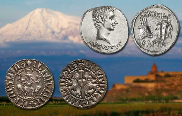 Coins of Armenia