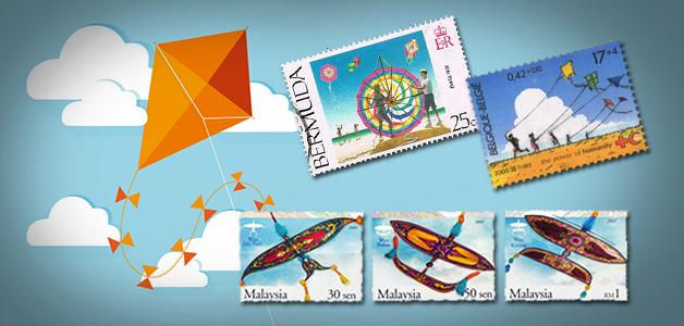 Makar sankranti special stamps