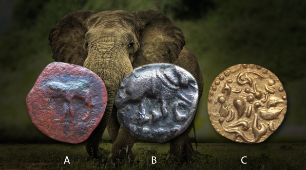 elephants-on-indian-coins-part-ii
