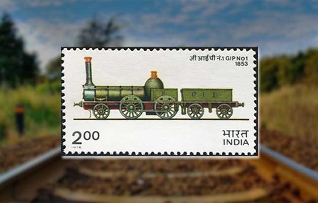 indian-locomotives-stamps