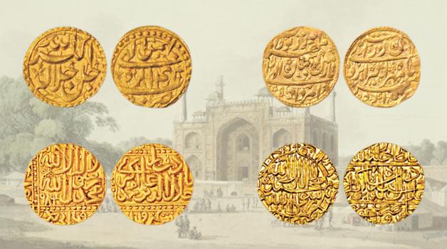 akbars-coinage