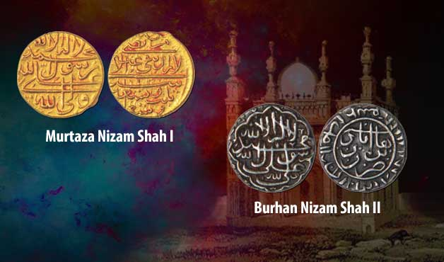 Coinage of Nizamshahi Sultanate of Ahmednagar