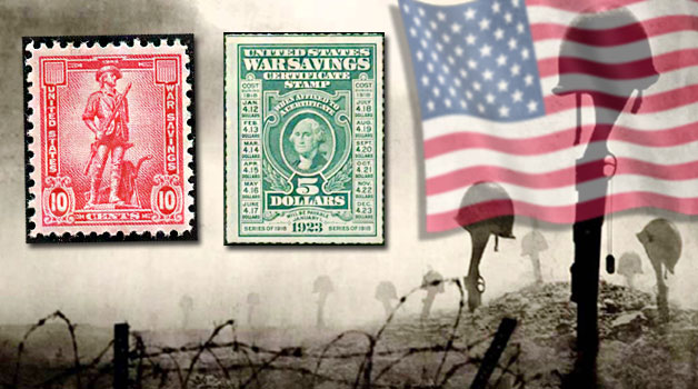 War Saving Stamps