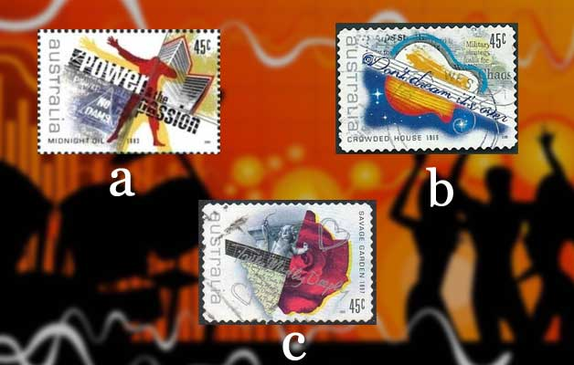 australian-rock-music-commemorated-on-stamps