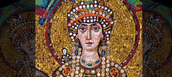 Coins of Empress Theodora