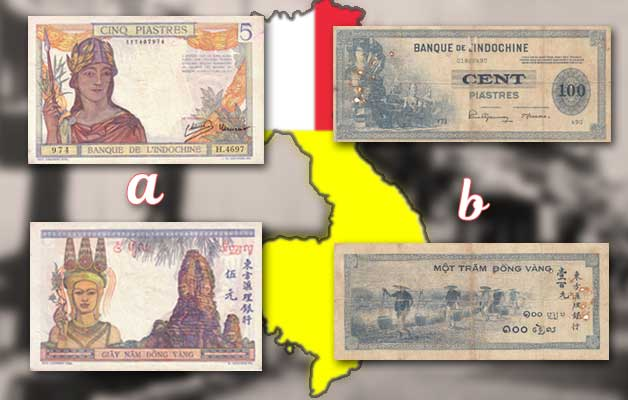 banknotes-of-the-french-indochina