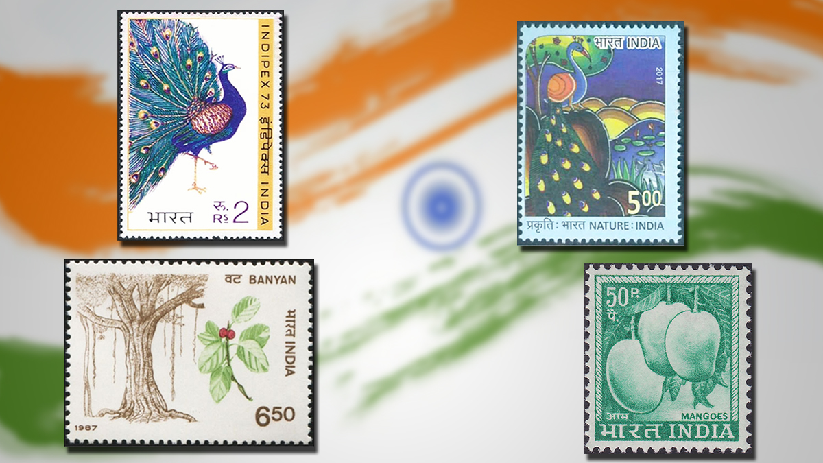 national-symbols-india-featured-on-stamp