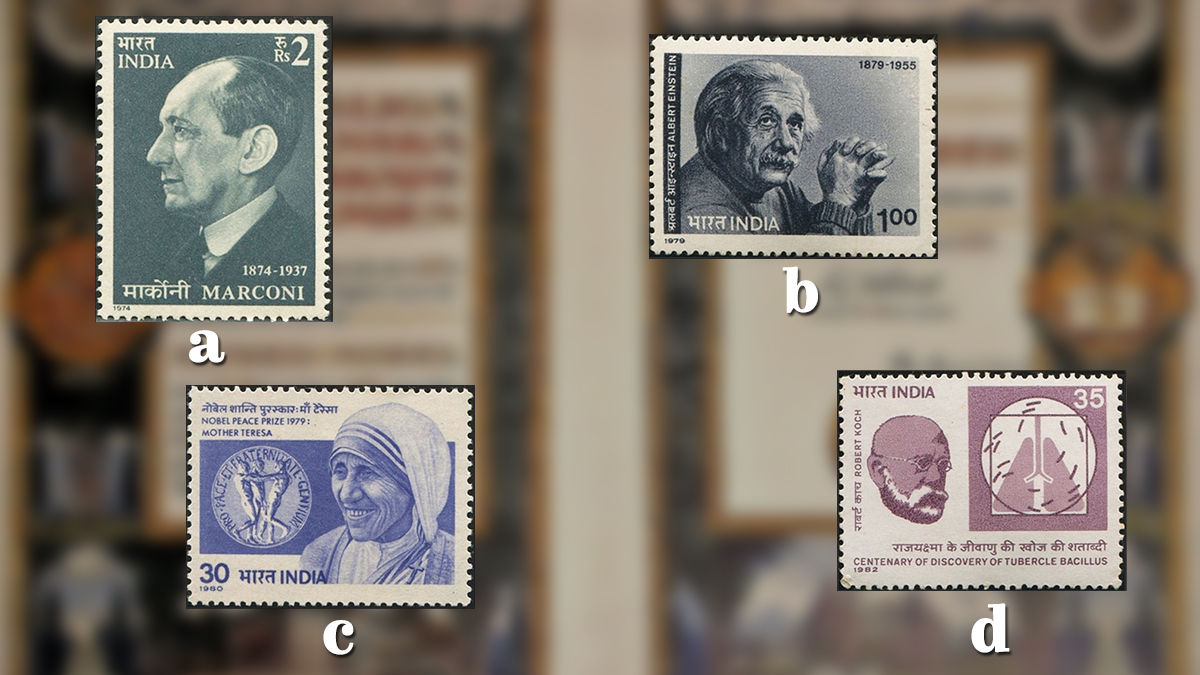 nobel-laureates-on-indian-stamps