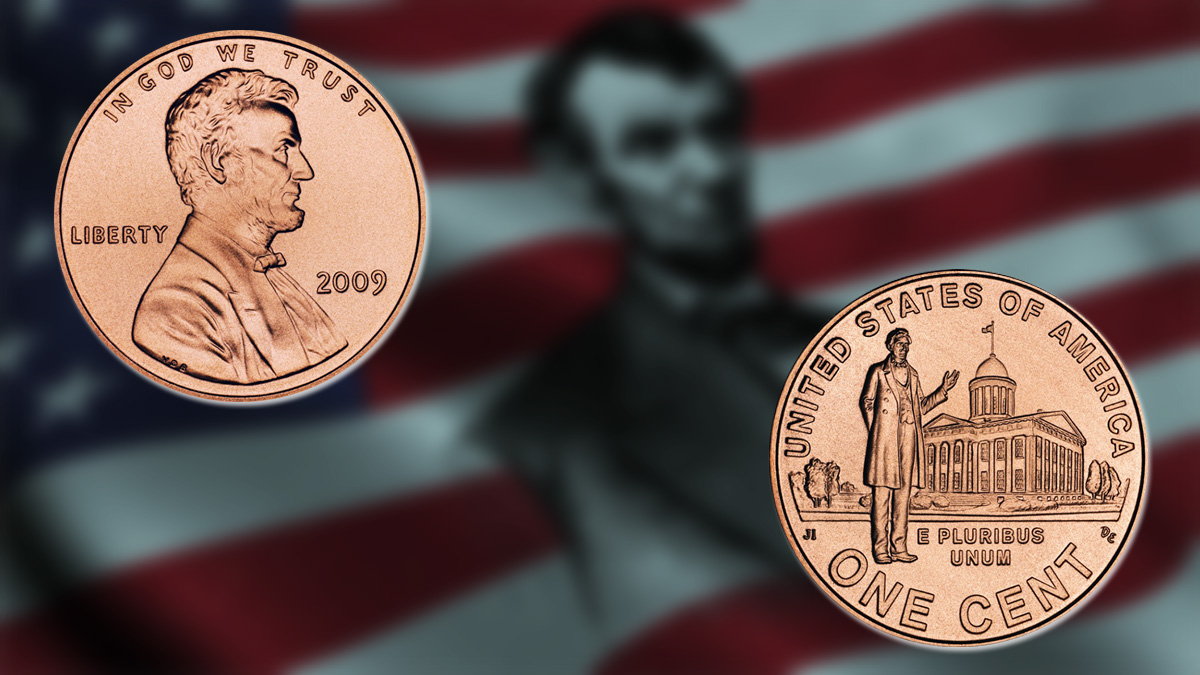 Lincoln Bicentennial One Cent Coins
