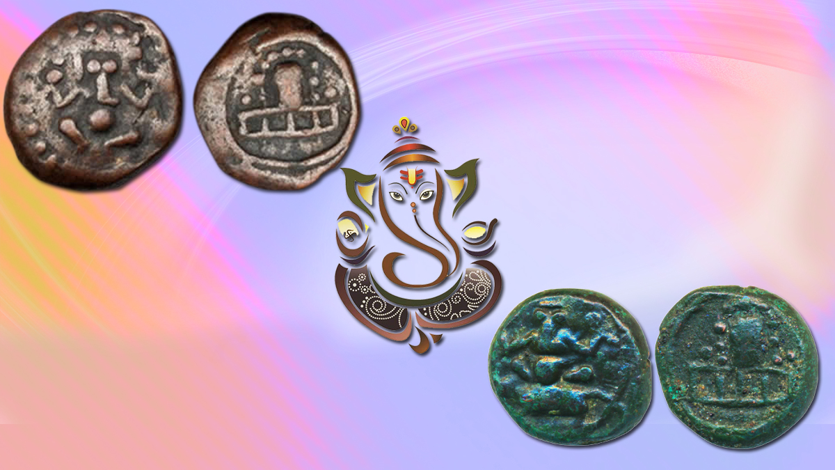 Elephant God Featured on Coins