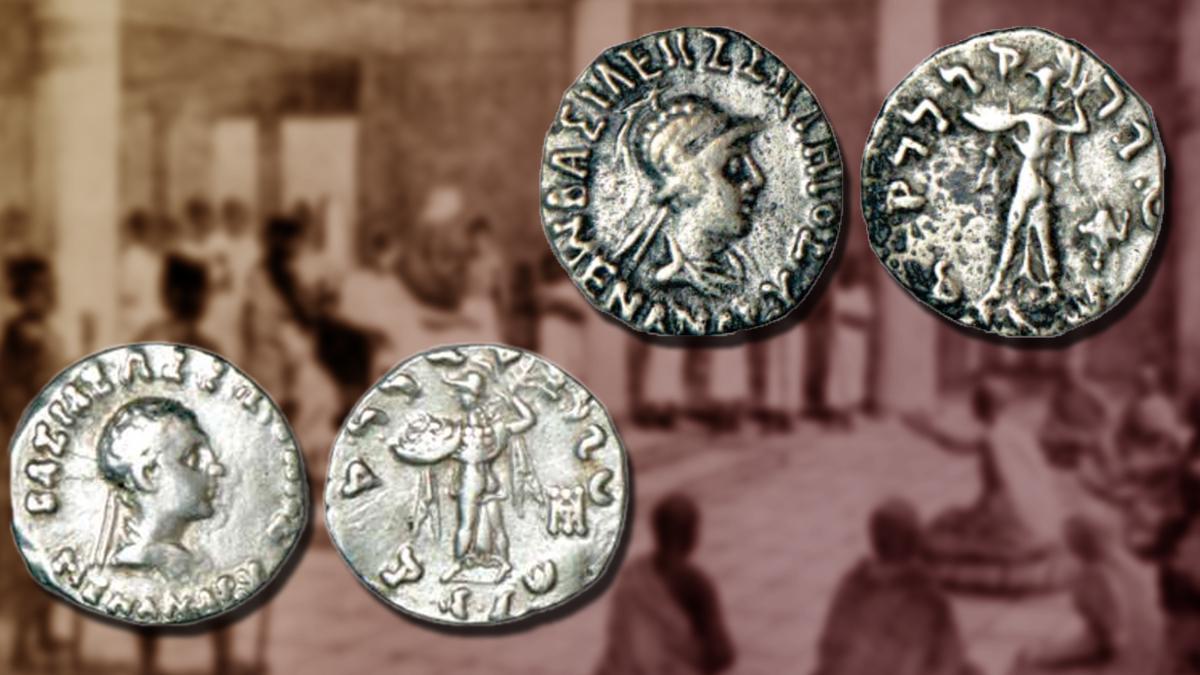 Coinage of Menander I