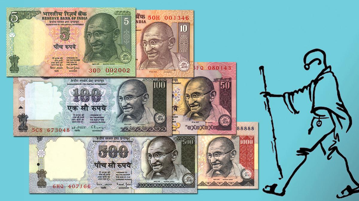 Mahatma Gandhi Series