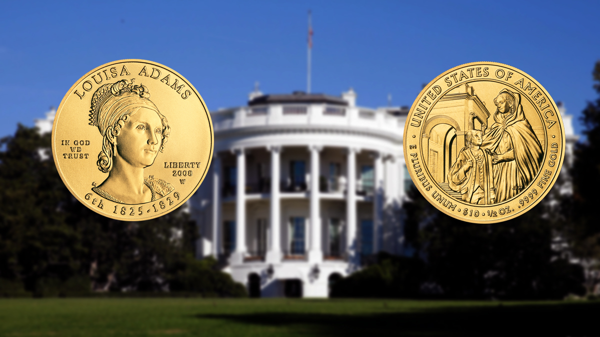 U.S Mint First Spouse Gold Coins