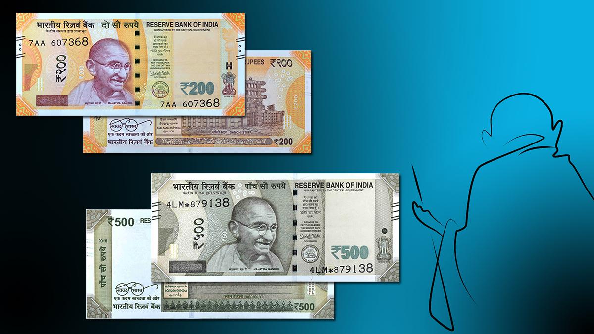 New Mahatma Gandhi series notes