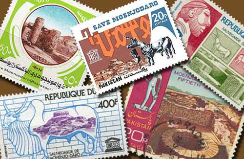 Indus-Valley-Civilization-Featured-Worldwide-on-Stamps