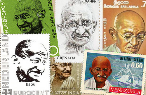 Father-of-the-Nation-on-Stamps-of-the-World